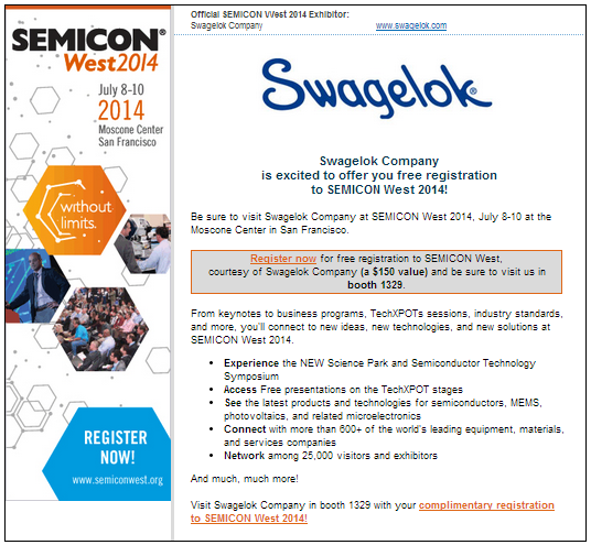 SEMI President Karen Savala Previews SEMICON West 2014