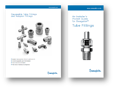 Swagelok tube fittings