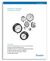 FAQ: Should I fill a Swagelok pressure gauge with liquid?