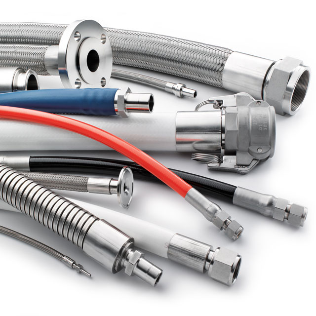 Swagelok Hose and Flexible Tubing