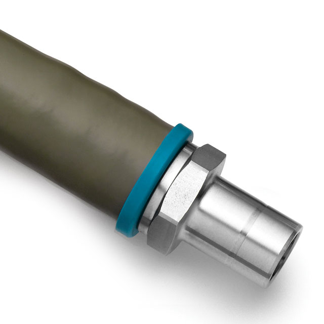 Rubber Core Hose Rayon Fiber Reinforced
