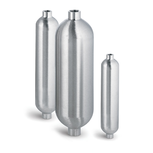 TPED Compliant Sample Cylinders