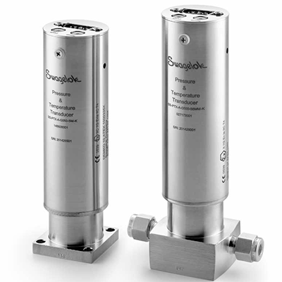 Intrinsically Safe Pressure and Temperature Transducers