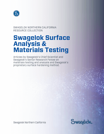 Get articles by materials testing and surface analysis experts.