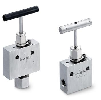 Medium- and High-Pressure Needle Shutoff and Regulating Valves