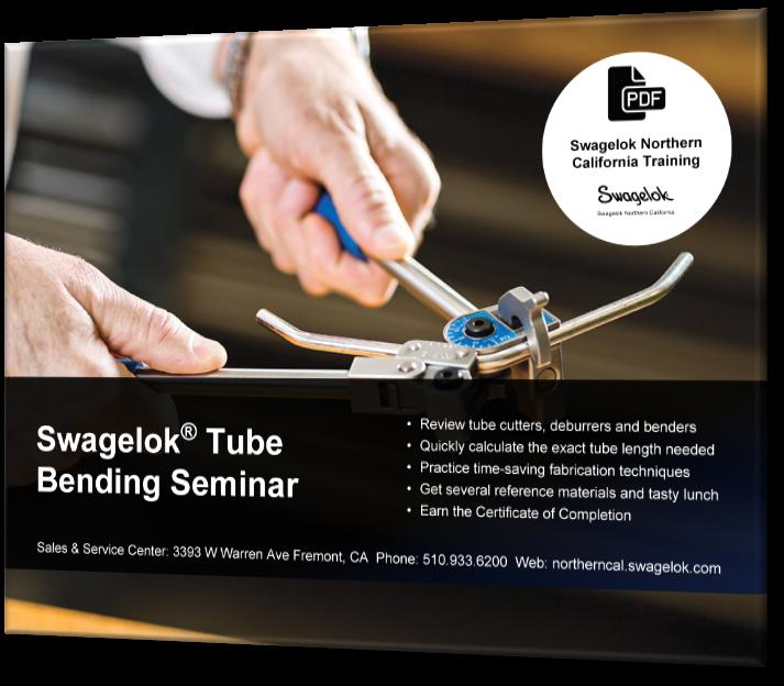 Swagelok Tube Bending Seminar