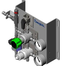 Dual-Stage Pressure Regulator