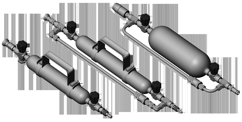 Grab-Sample-Cylinders