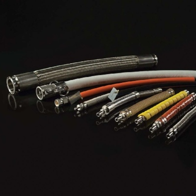 Visit the Hose & Flexible Tubing page