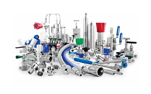 Swagelok Fluid System Components