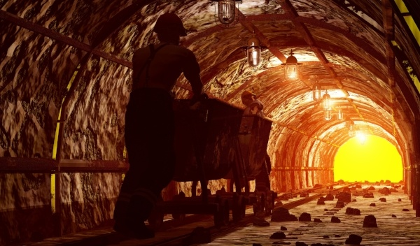 Mines are among the harshest environments on earth
