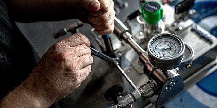 gas panel design manufacturers