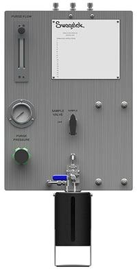 Illustration of Liquid-Only Sampling System (GSL)