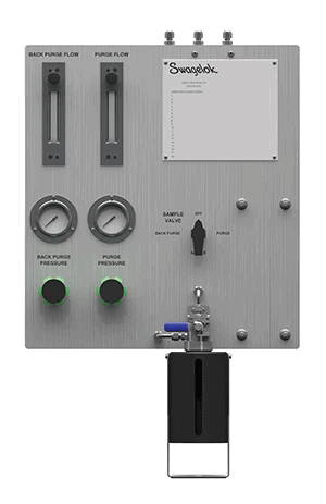 Grab Sampling Panel Applications (Non-Pressurized Container)