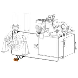 Between Seals (Dual Seals) Mechanical Seal Support Flushing Plans