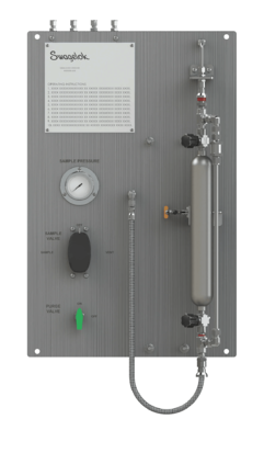 Grab Sampling Panel Applications (Pressurized Container)