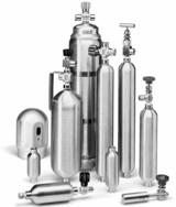 Sample Bomb Cylinder