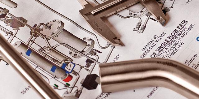 Mechanical seal support flushing plan