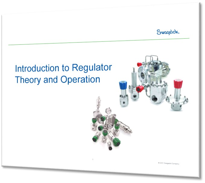 Theory and Operation of Pressure-Reducing Regulators