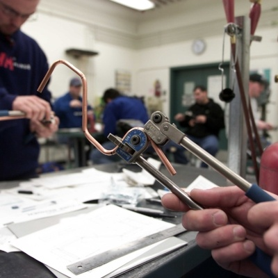 Click to download the Swagelok Tube Bending Seminar Brochure