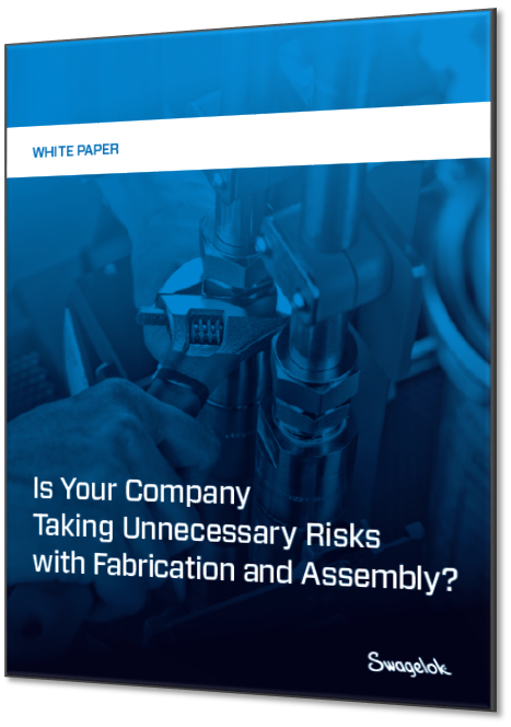 Download White Paper: Is Your Company Taking Unnecessary Risks with Fabrication and Assembly?