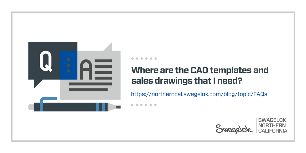 FAQ: Where are the CAD templates?