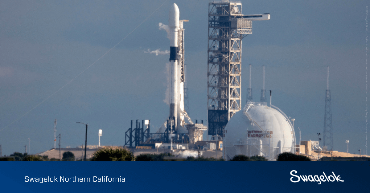 SpaceX Managed to Catch a Falcon Heavy Nose Cone with a Giant Net