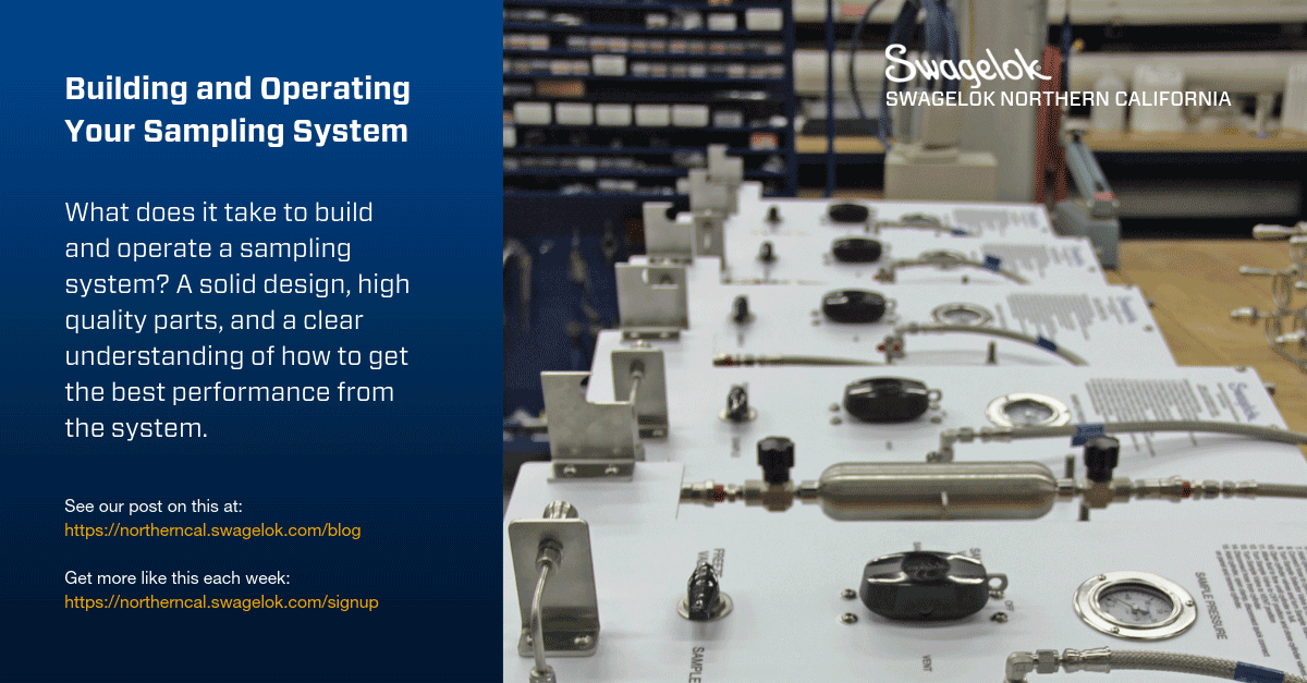Building and Operating Your Sampling System