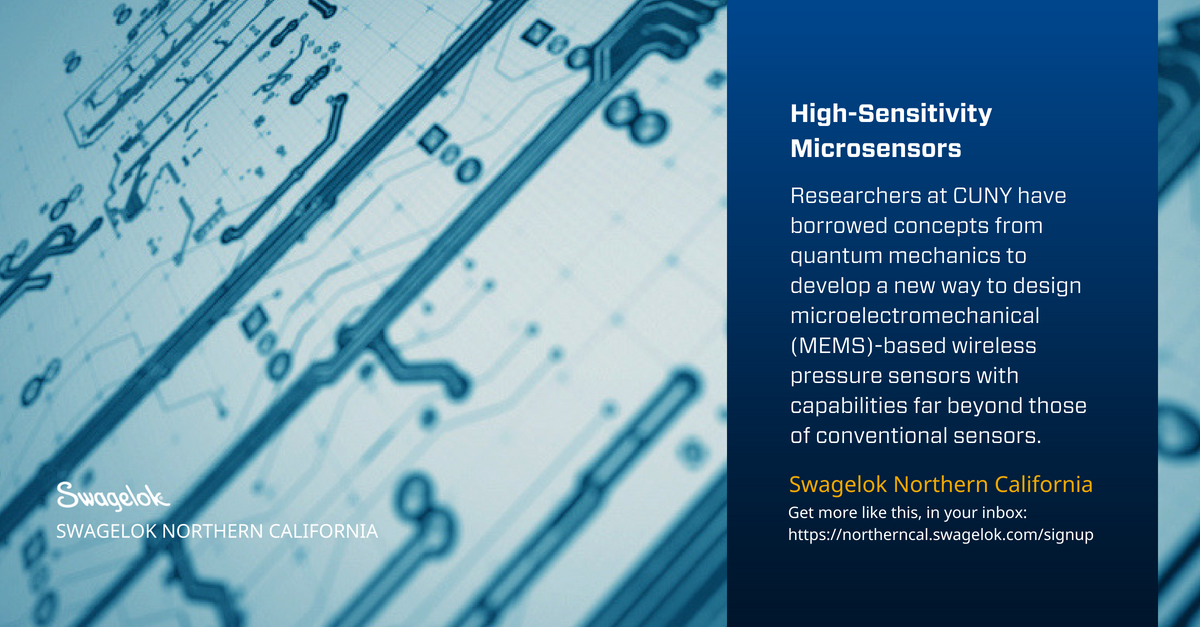 High-Sensitivity Microsensors