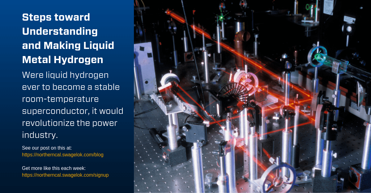 Steps toward Understanding and Making Liquid Metal Hydrogen