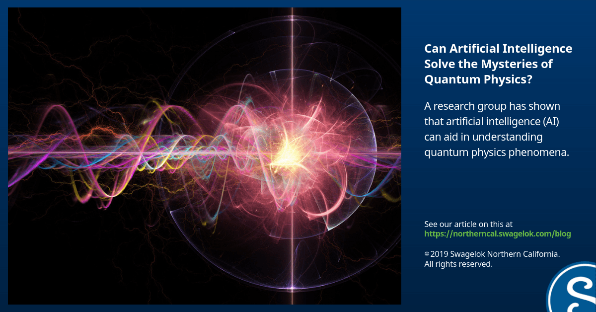 Can Artificial Intelligence Solve the Mysteries of Quantum Physics?