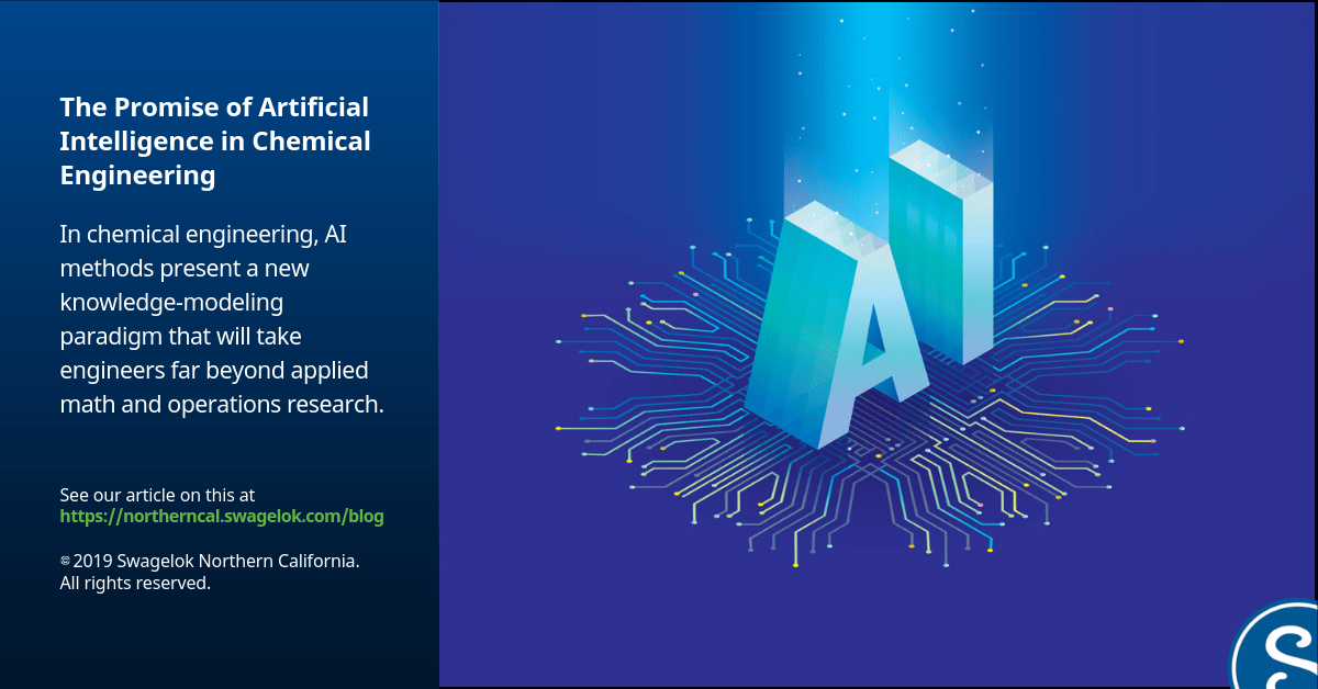 The Promise of Artificial Intelligence in Chemical Engineering: Is it here, finally?